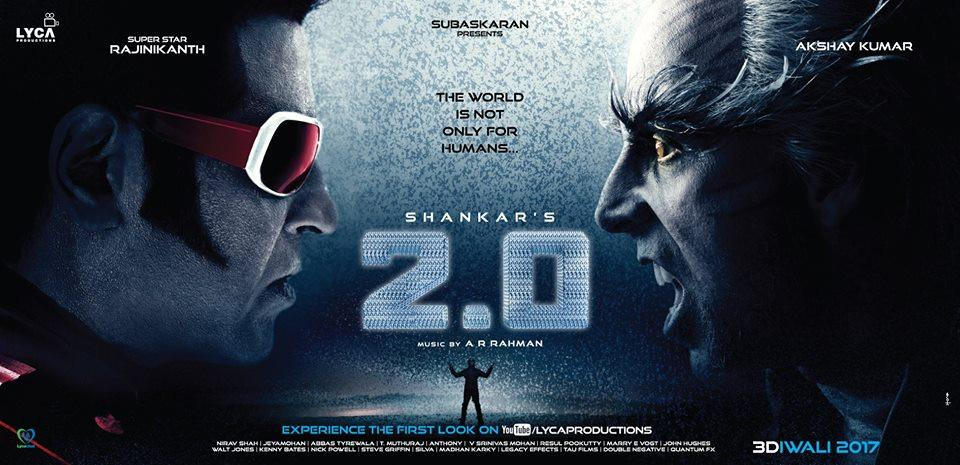 2.0 marks the beginning of a new era in Kollywood?