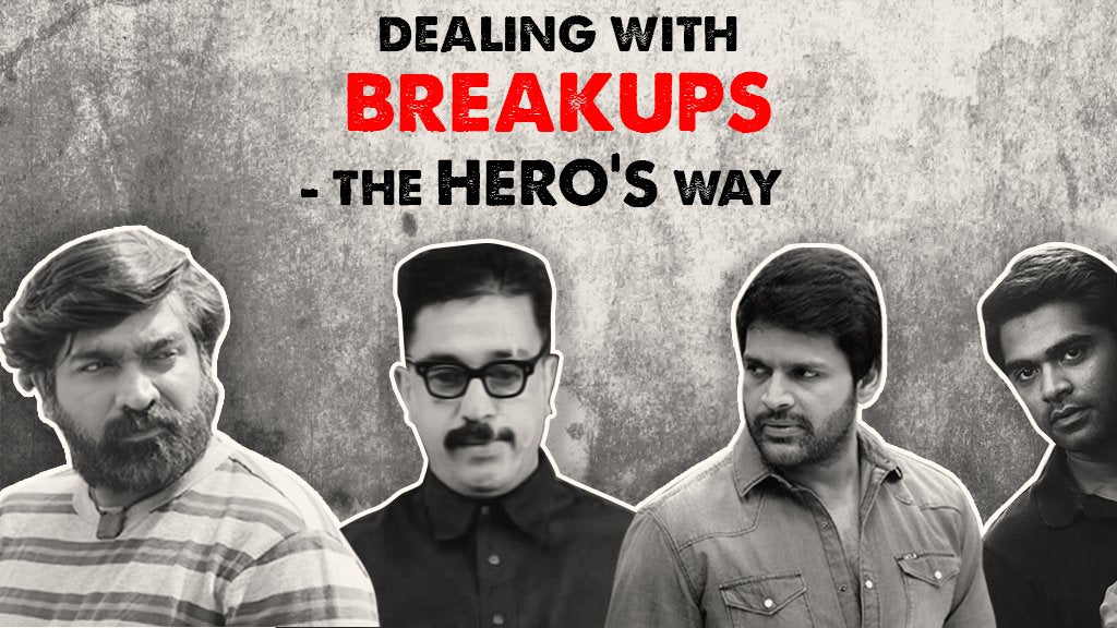 Dealing with Breakups - The Hero's Way