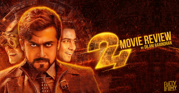 24 Movie Review | Fully Filmy