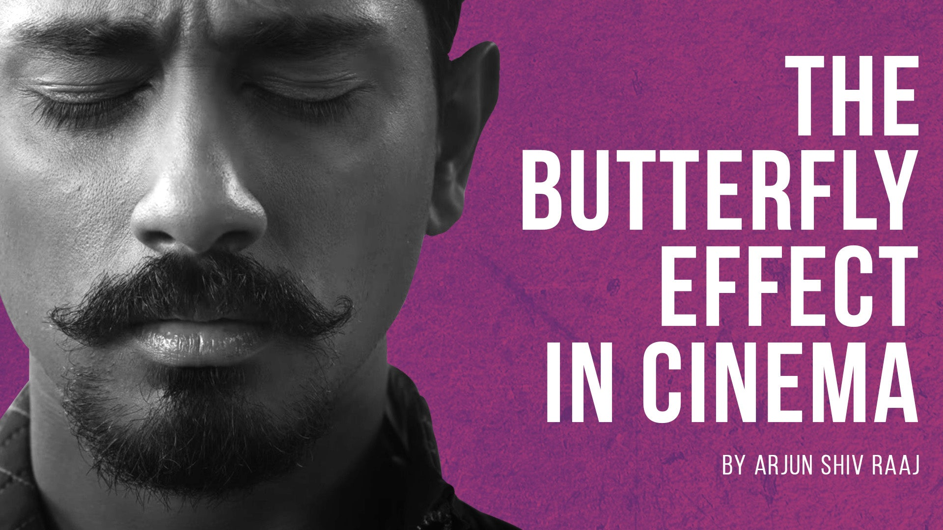 The Butterfly Effect in Cinema