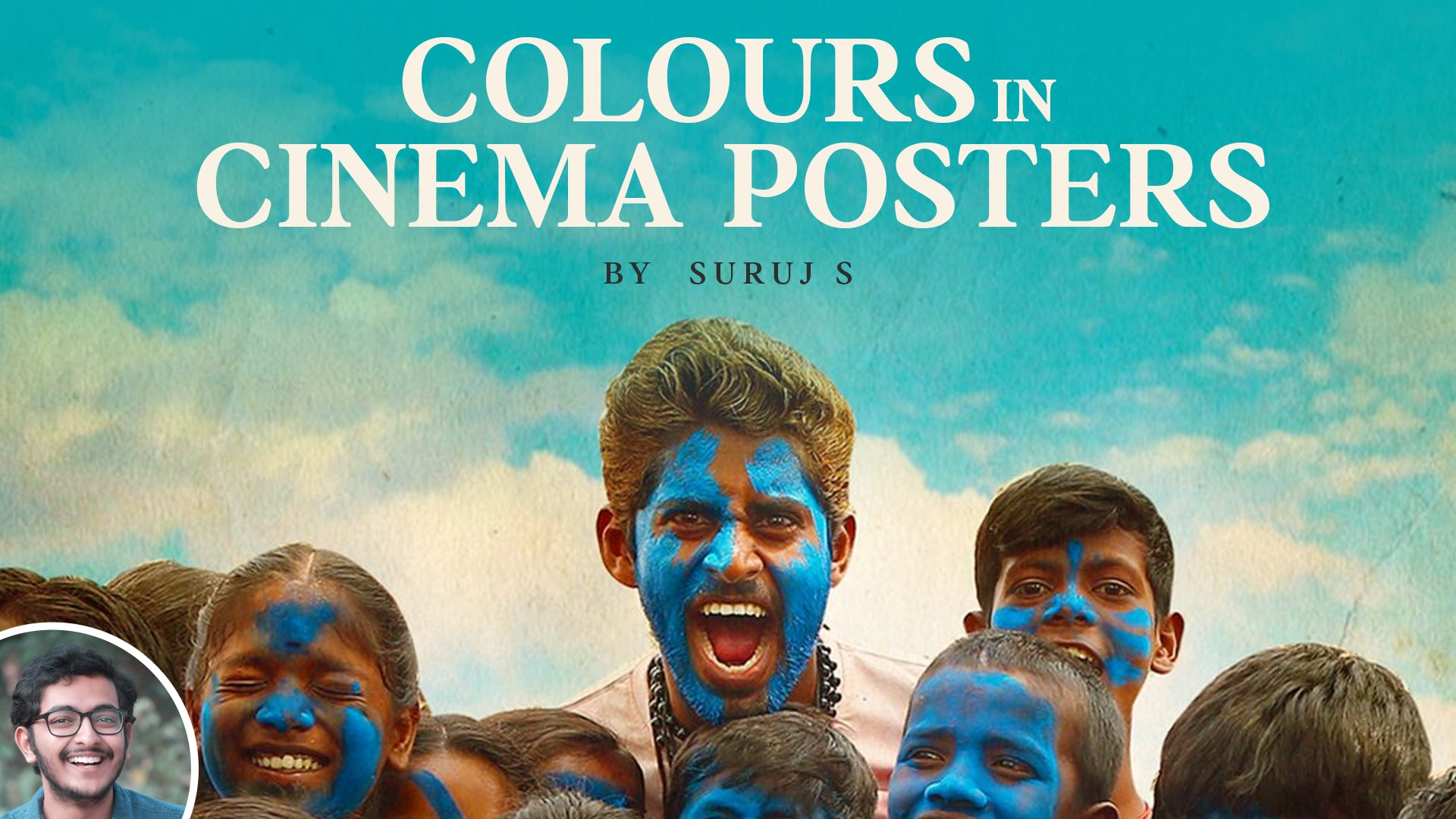 Colours in Movie Posters