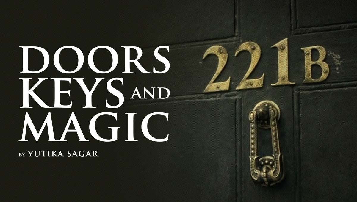 Doors, Keys and Magic