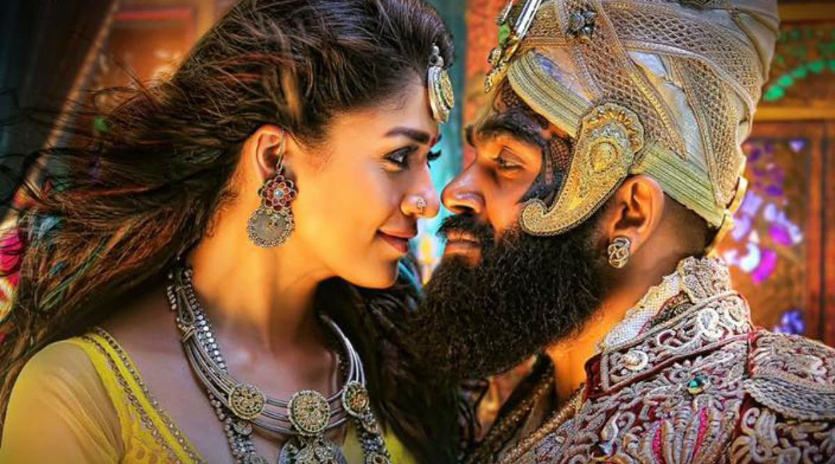 The fault in Kaashmora's stars