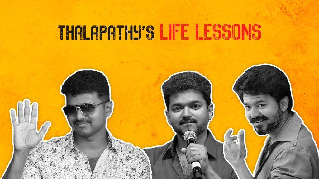 Thalapathy's Life Lessons