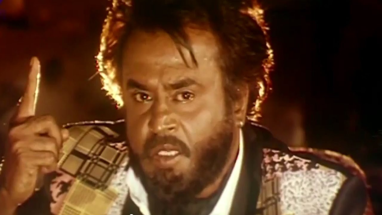 A Chennai boy reacts after watching 'Baashha' for the first time ever