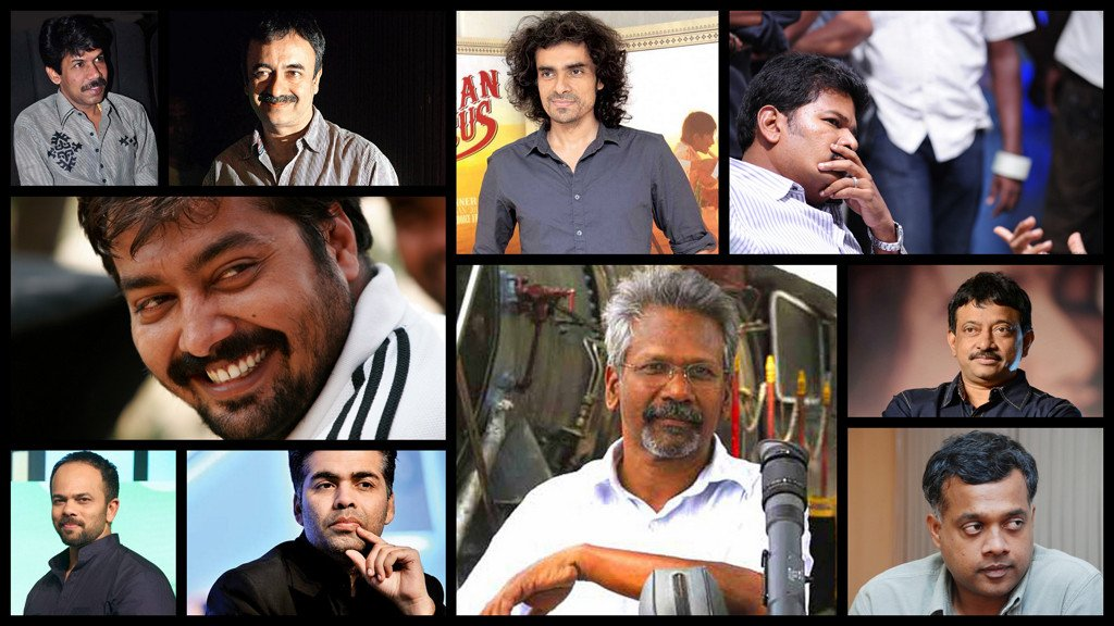 If these 10 Indian directors had alternative careers, what would they be?