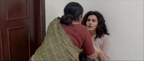 Game Over Review Taapsee Blog