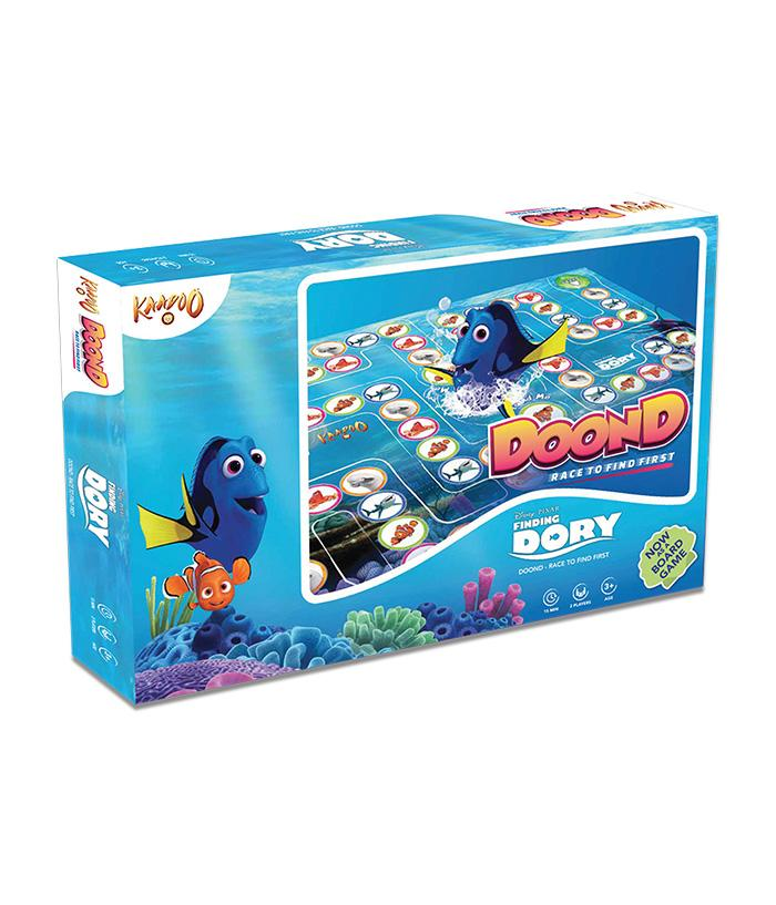 Disney-Doond-Finding Dory Board Game - fully-filmy