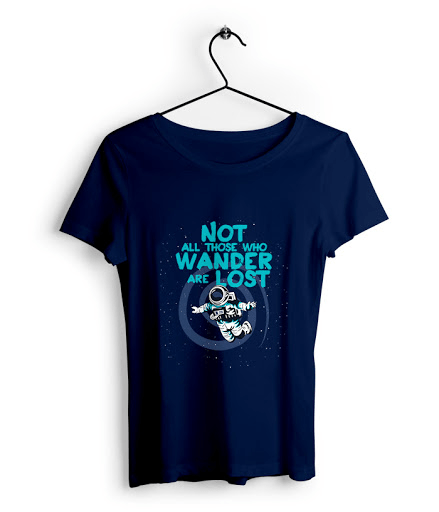 Wanderer Women's T Shirt - fully-filmy