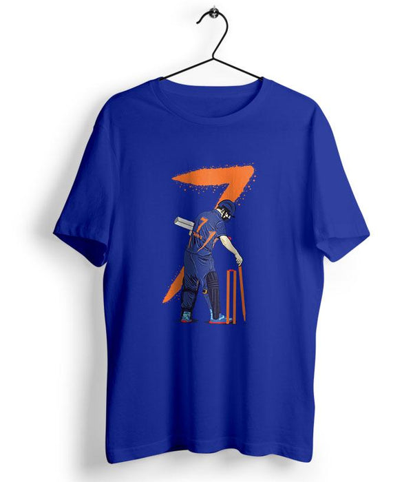 Dhoni 7 Tribute T-Shirt - fully-filmy