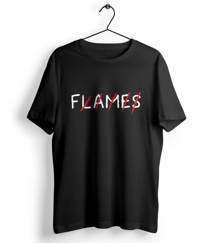 Flames - Awesome Machi Official T-Shirt
