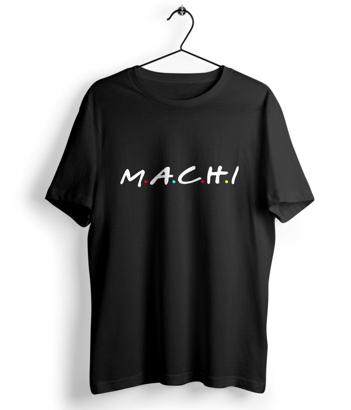 Machi - Awesome Machi Official T-Shirt - fully-filmy