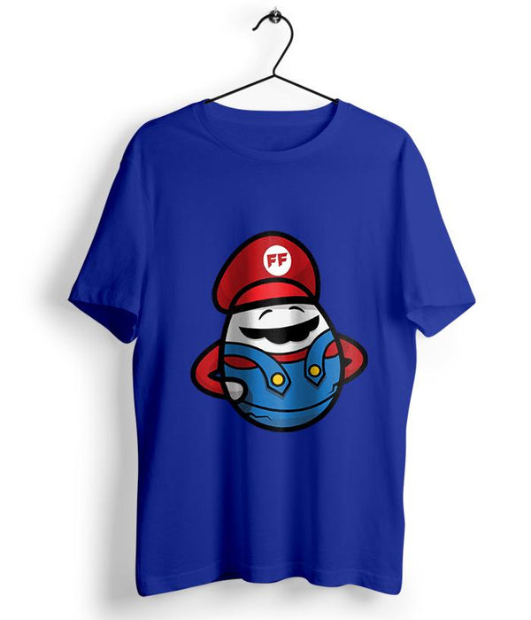Eggy Mario T-Shirt - fully-filmy