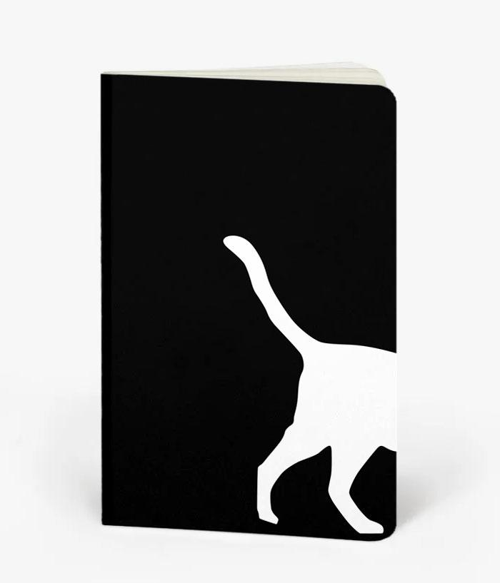 Super Deluxe Cat Official Notebook
