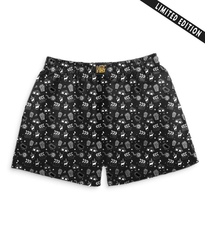 Fully Filmy Pattern Boxer - Limited Edition - fully-filmy