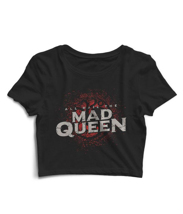 Mad Queen Crop Top - fully-filmy