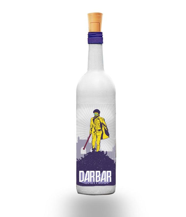 Darbar Official Decoupage Bottle Art with LED Lights - Fully Filmy
