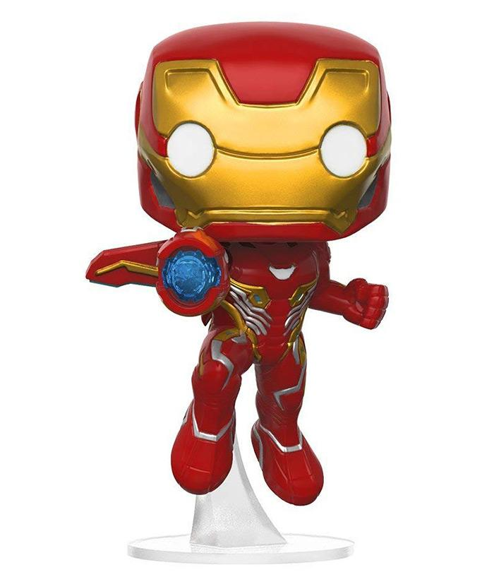 Iron Man - Marvel: Avengers Infinity War Funko Pop - fully-filmy