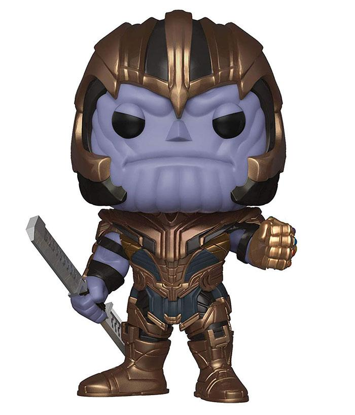 Thanos - Marvel: Avengers Endgame Funko Pop - fully-filmy