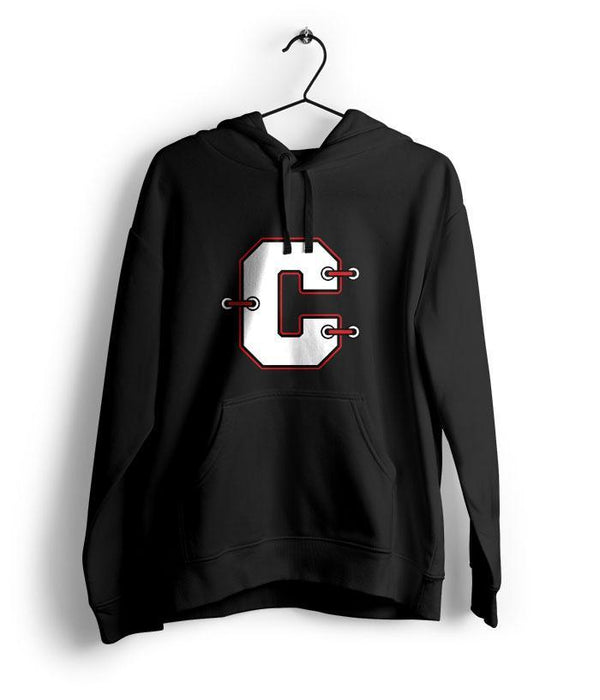 Threaded C Hoodie - Fully Filmy