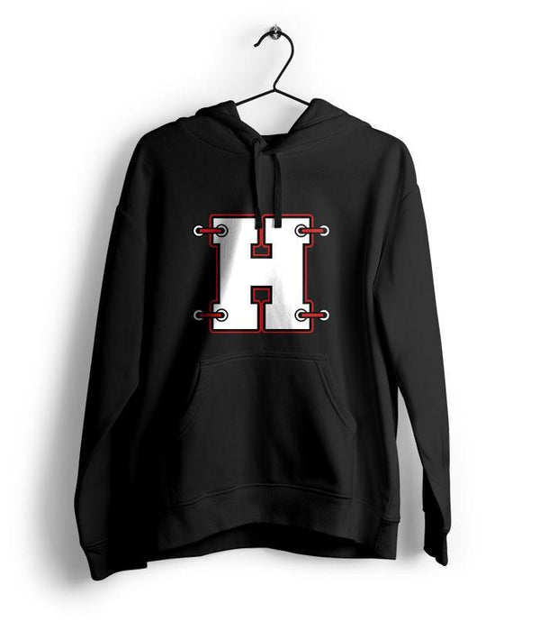 Threaded H Hoodie - Fully Filmy