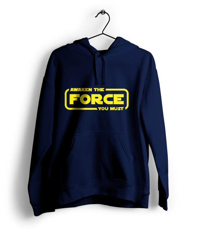 Awaken the Force Hoodie - fully-filmy