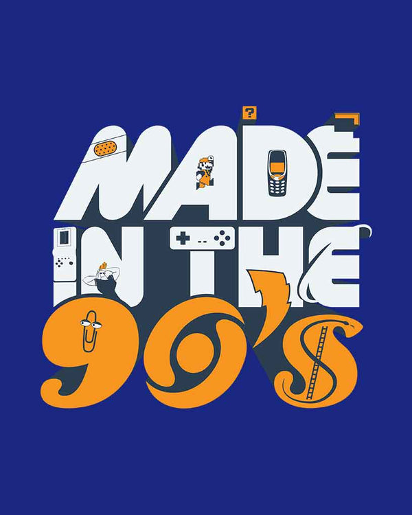 Made in the 90s T Shirt