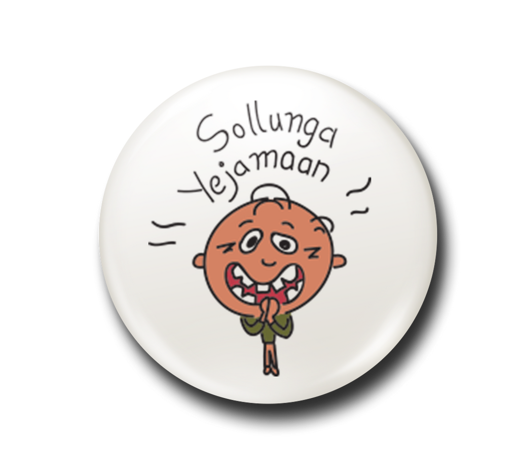 Sollunga Yejamaan Badge