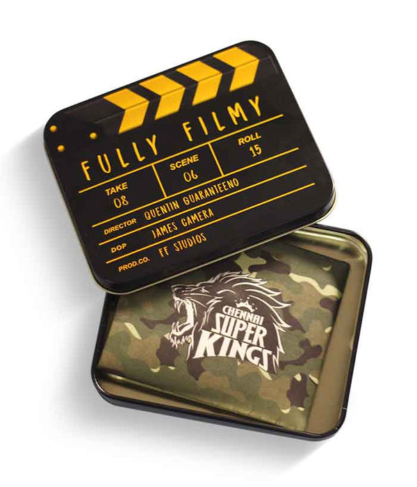 Official CSK 07 Camouflage Wallet
