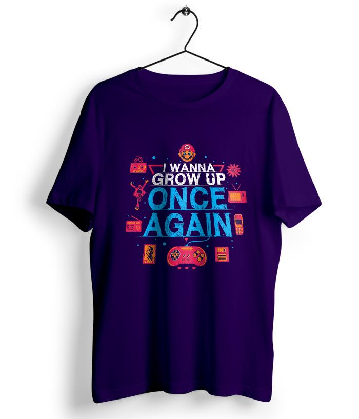 Back to Childhood T-Shirt - fully-filmy