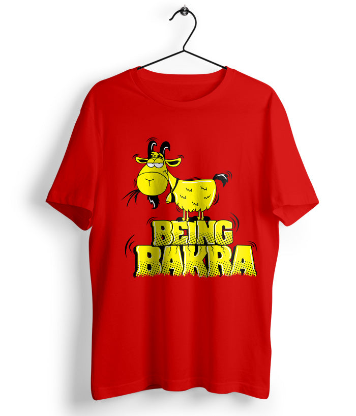 Being Bakra T-Shirt - fully-filmy