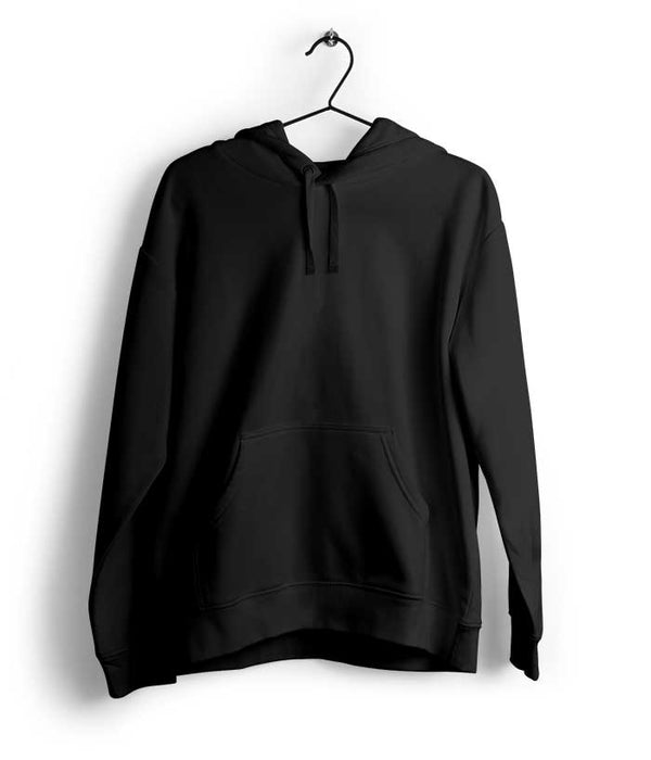 Fully Solid - Black Hoodie - Fully Filmy