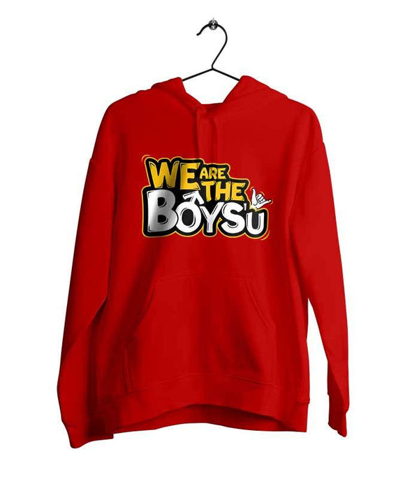 We Are The Boys'u Hoodie - Fully Filmy