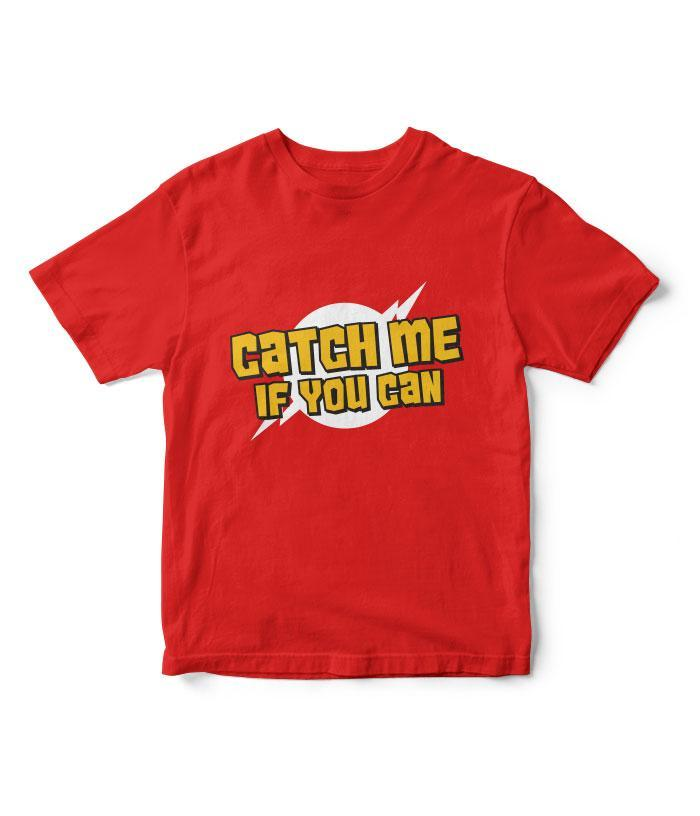 Catch Me If You Can Kids T-Shirt - fully-filmy