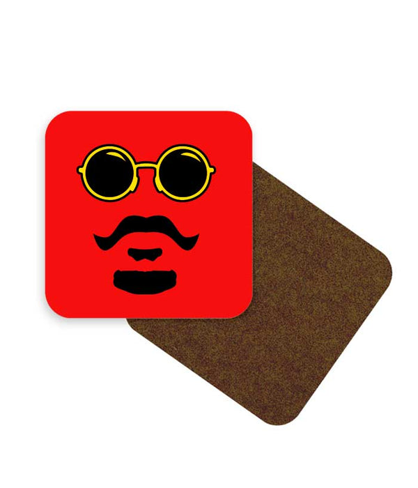 Maari 2 Official Coaster