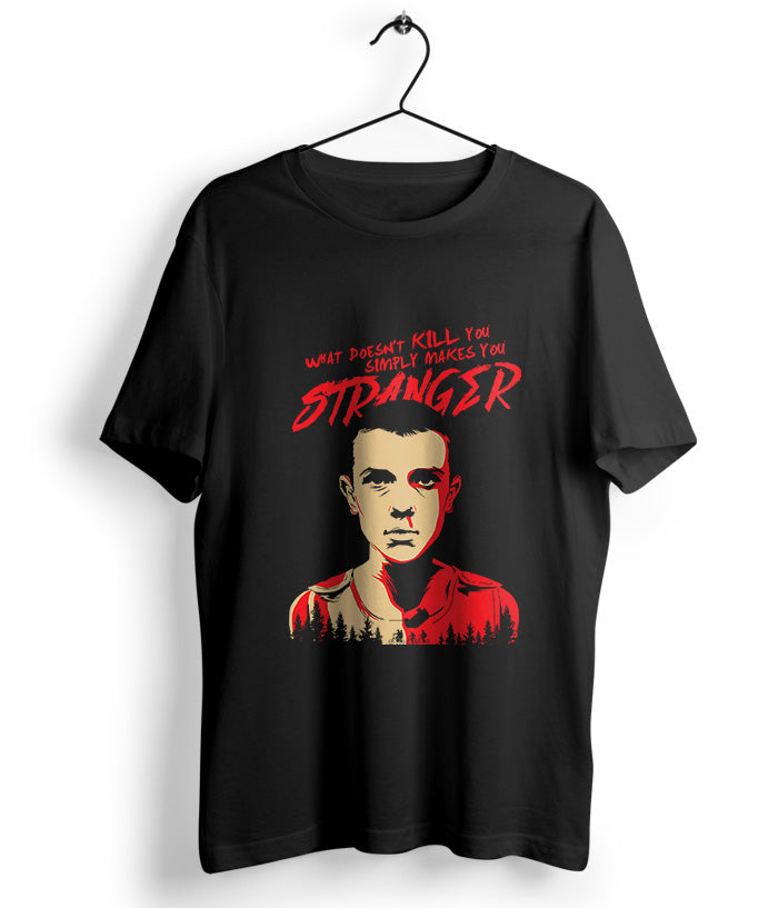 Eleven Stranger Things T Shirt - fully-filmy