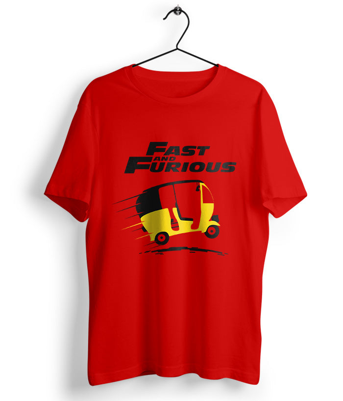 Fast and Furious Auto T-Shirt - fully-filmy
