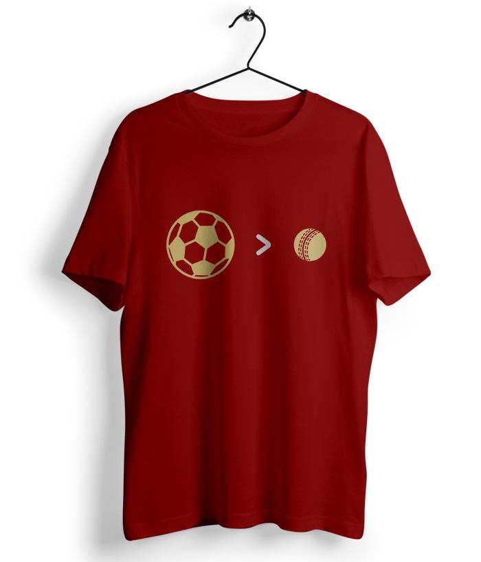 Football Equation T-Shirt - fully-filmy