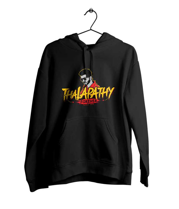 Thalapathy Forever Hoodie - Fully Filmy