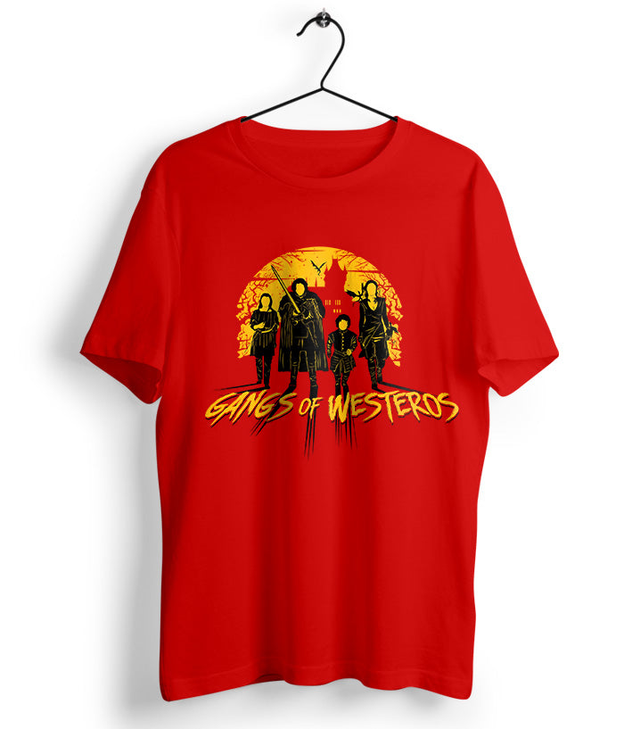 Gangs of Westeros T Shirt - fully-filmy