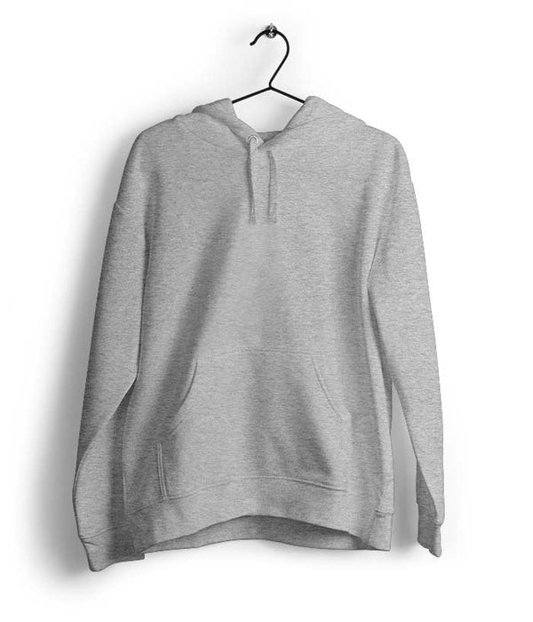 Fully Solid - Grey Hoodie - Fully Filmy