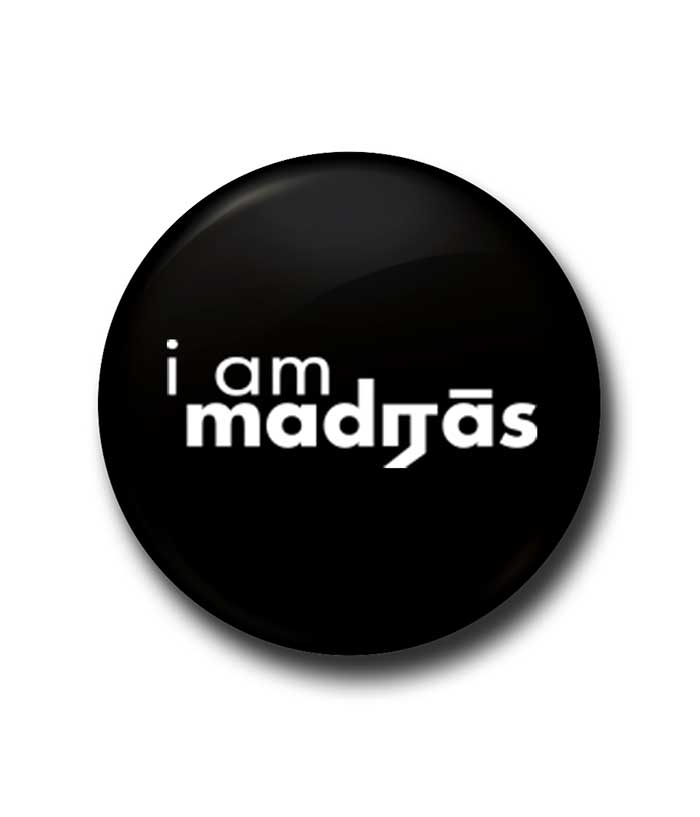 I am Madras Badge - fully-filmy
