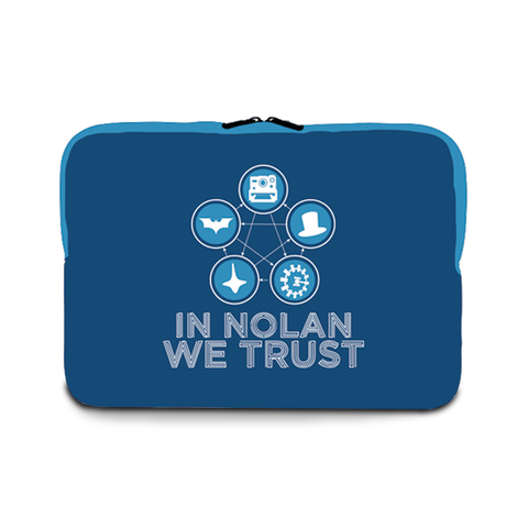 Nolan Tribute Laptop Sleeve