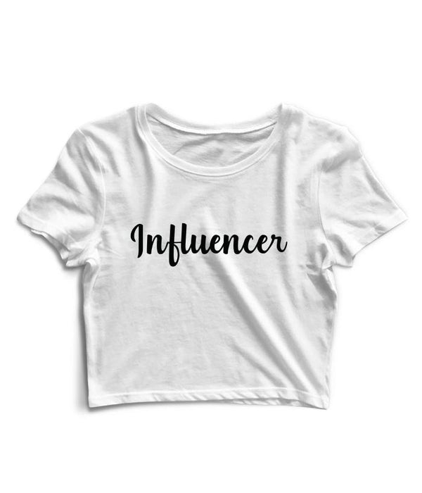 Influencer Crop Top - fully-filmy