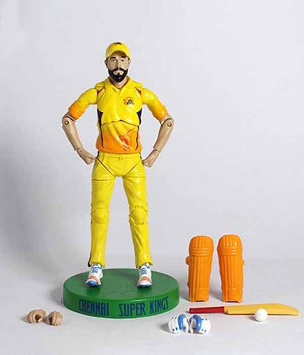 Jadeja Action Figure - CSK Official Merchandise - Fully Filmy