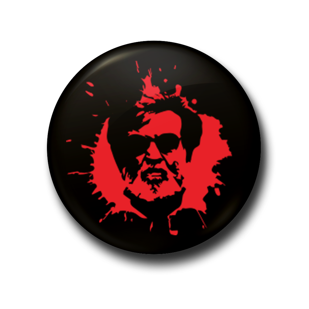 The Rise of Kabali Fridge Magnet