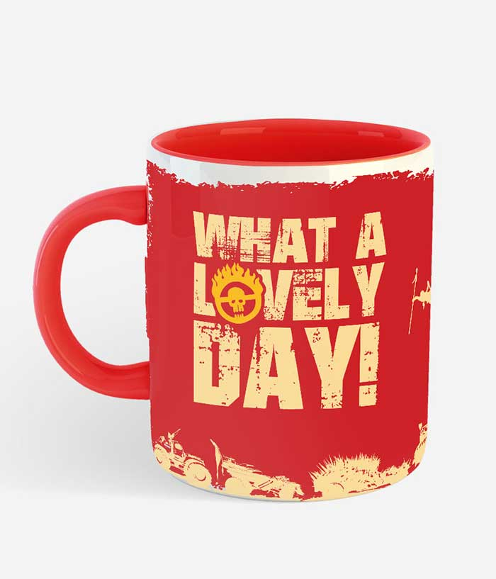 What a Lovely Day Mug - fully-filmy