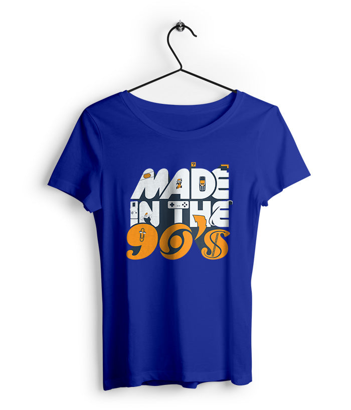 Made in the 90s Women's T Shirt - fully-filmy