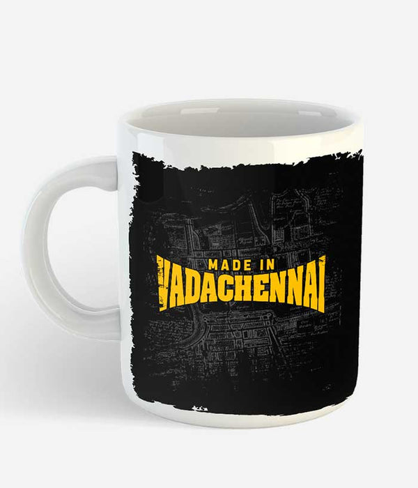Made in Vadachennai - Vadachennai Official Mug