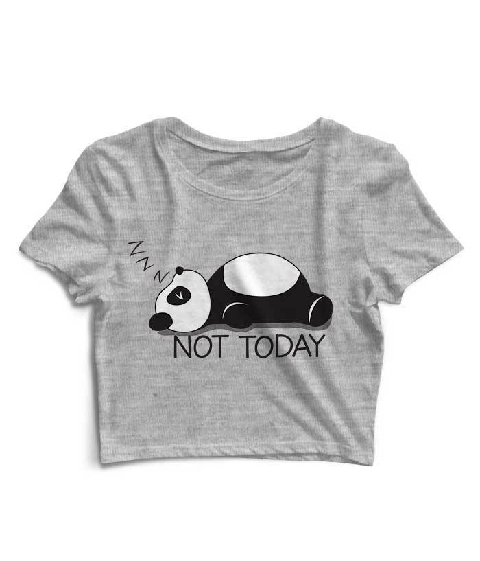 Not Today Crop Top - fully-filmy